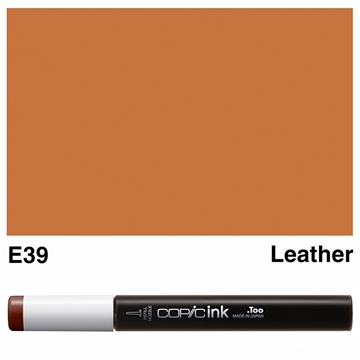 Picture of Copic Ink E39 - Leather 12ml