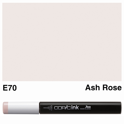 Picture of Copic Ink E70 - Ash Rose 12ml