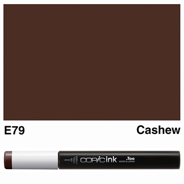 Picture of Copic Ink E79 - Cashew 12ml
