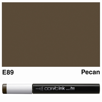 Picture of Copic Ink E89 - Pecan 12ml