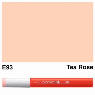 Picture of Copic Ink E93 - Tea Rose 12ml