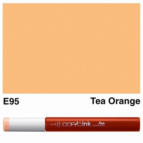 Picture of Copic Ink E95 - Tea Orange 12ml