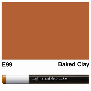Picture of Copic Ink E99 - Baked Clay 12ml