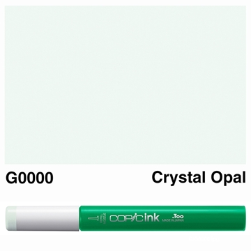Picture of Copic Ink G0000 - Crystal Opal 12ml