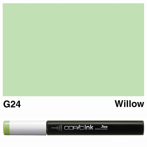 Picture of Copic Ink G24 - Willow 12ml