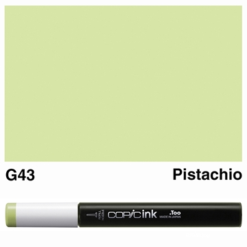 Picture of Copic Ink G43 - Pistachio 12ml