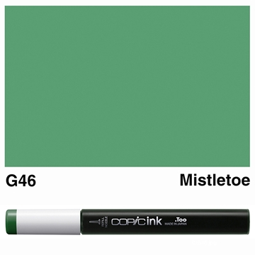 Picture of Copic Ink G46 - Mistletoe 12ml
