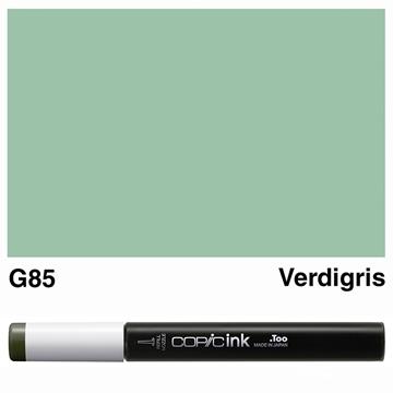 Picture of Copic Ink G85 - Verdigris 12ml