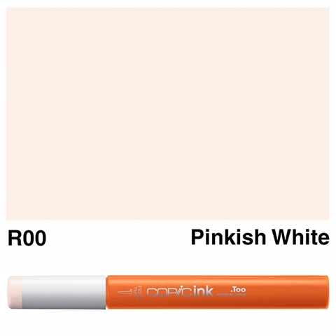 Picture of Copic Ink R00 - Pinkish White 12ml
