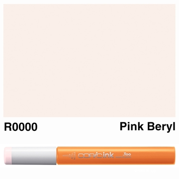 Picture of Copic Ink R0000 - Pink Beryl 12ml