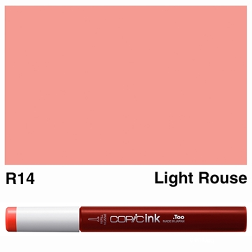 Picture of Copic Ink R14 - Light Rouse 12ml