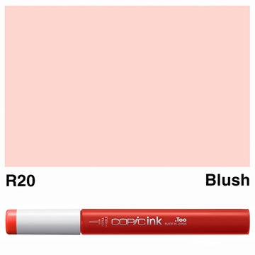 Picture of Copic Ink R20 - Blush 12ml