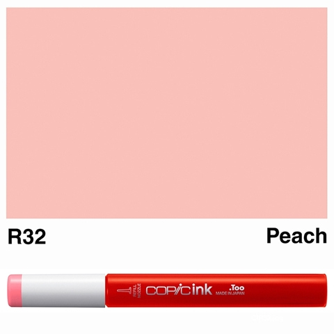 Picture of Copic Ink R32 - Peach 12ml
