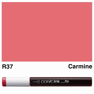 Picture of Copic Ink R37 - Carmine 12ml