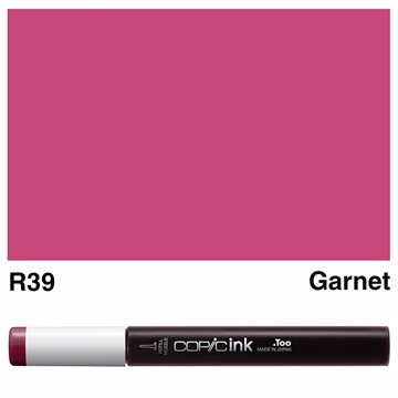 Picture of Copic Ink R39 - Garnet 12ml