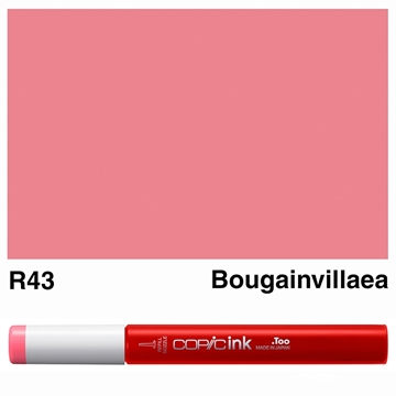 Picture of Copic Ink R43 - Bougainvillaea 12ml