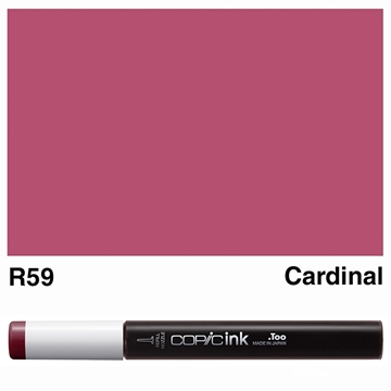 Picture of Copic Ink R59 - Cardinal 12ml