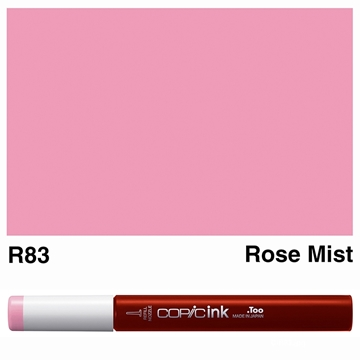 Picture of Copic Ink R83 - Rose Mist 12ml