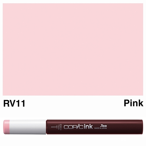 Picture of Copic Ink RV11 - Pink 12ml