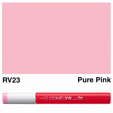 Picture of Copic Ink RV23 - Pure Pink 12ml