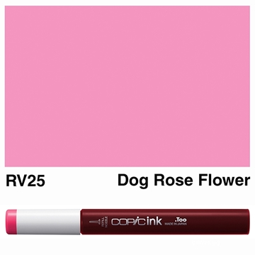 Picture of Copic Ink RV25 - Dog Rose Flower 12ml