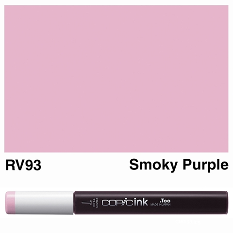 Picture of Copic Ink RV93 - Smoky Purple 12ml