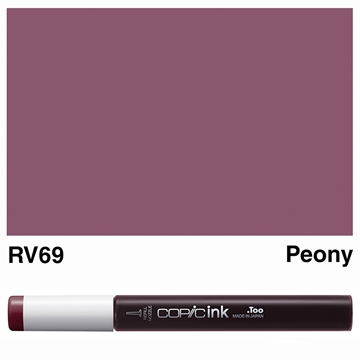Picture of Copic Ink RV69 - Peony 12ml
