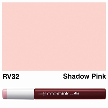 Picture of Copic Ink RV32 - Shadow Pink 12ml