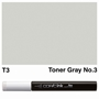 Picture of Copic Ink T3 - Toner Gray No.3 12ml