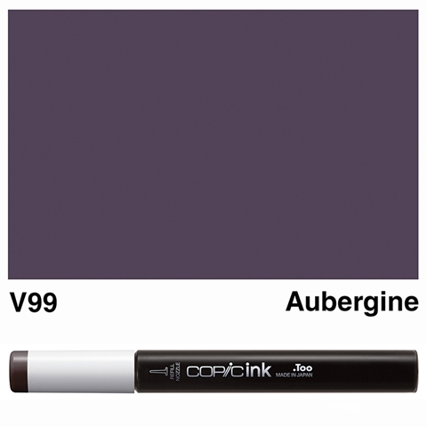 Picture of Copic Ink V99 - Aubergine 12ml