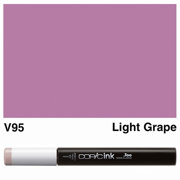 Picture of Copic Ink V95 - Light Grape 12ml