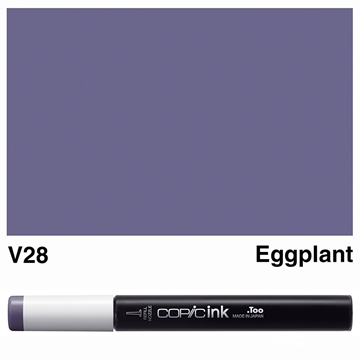 Picture of Copic Ink V28 - Eggplant 12ml