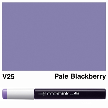 Picture of Copic Ink V25 - Pale Blackberry 12ml