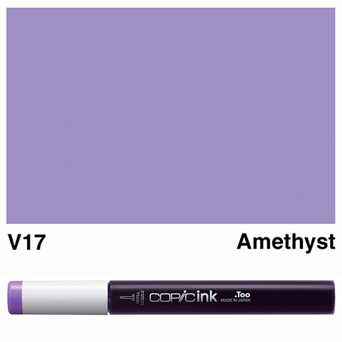 Picture of Copic Ink V17 - Amethyst 12ml