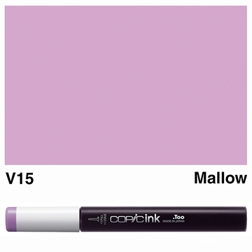 Picture of Copic Ink V15 - Mallow 12ml