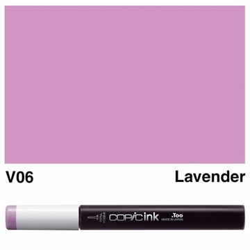 Picture of Copic Ink V06 - Lavender 12ml