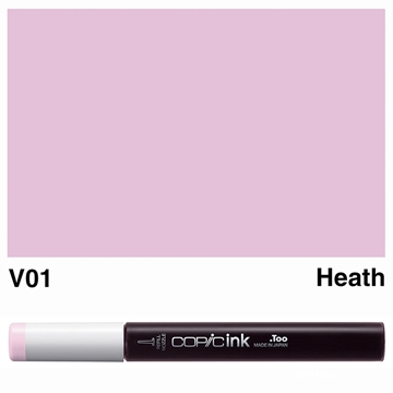 Picture of Copic Ink V01 - Heath 12ml