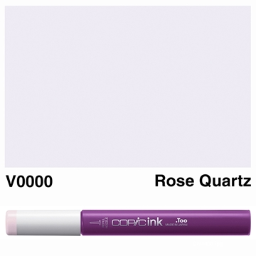 Picture of Copic Ink V0000 - Rose Quartz 12ml
