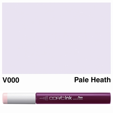 Picture of Copic Ink V000 - Pale Heath 12ml