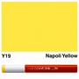 Picture of Copic Ink Y19 - Napoli Yellow 12ml
