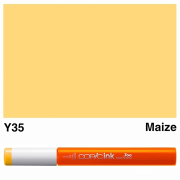 Picture of Copic Ink Y35 - Maize 12ml