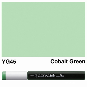 Picture of Copic Ink YG45 - Cobalt Green 12ml