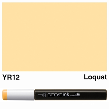 Picture of Copic Ink YR12 - Loquat 12ml