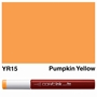 Picture of Copic Ink YR15 - Pumpkin Yellow 12ml