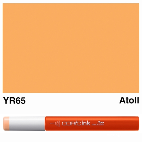 Picture of Copic Ink YR65 - Atoll 12ml